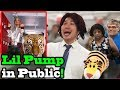 "LIL PUMP - ""Gucci Gang"" x ""ESKETIT"" - SINGING IN PUBLIC!!"