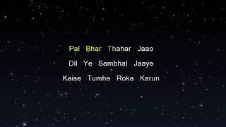 Agar Tum Saath Ho - Tamasha (Karaoke Version)