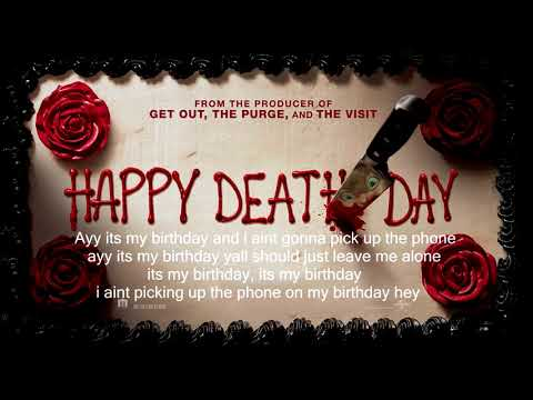 HAPPY DEATH DAY RINGTONE - ORIGINAL SONG