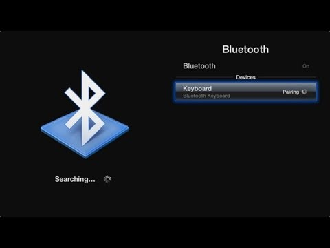Apple TV Bluetooth Keyboard support (beta 5.2)