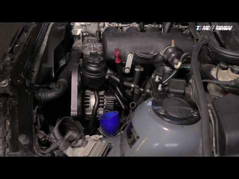 BMW M3 E46 ESS 575 снятие генератора и его ремонт. Disassembly and assembly of generator