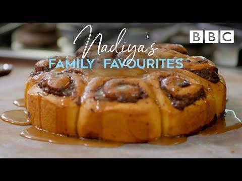 Mocha Swirls | Nadiya's Family Favourites - BBC