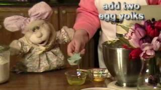 Baking Kolacky With Ms. Bunnybottom