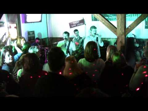 Hickory Switch - 'Hick Town' Cover - Live @ The Hot Tin Roof
