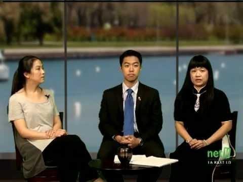 """Phỏng vấn Ban Tổ Chức cuộc thi """"Thiếu Nhi Tài Sắc"""" Hội Tết Trung Thu 2012"""
