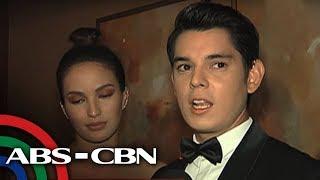 TV Patrol: Richard Gutierrez, ipinagtanggol si Angel Locsin mula sa bashers