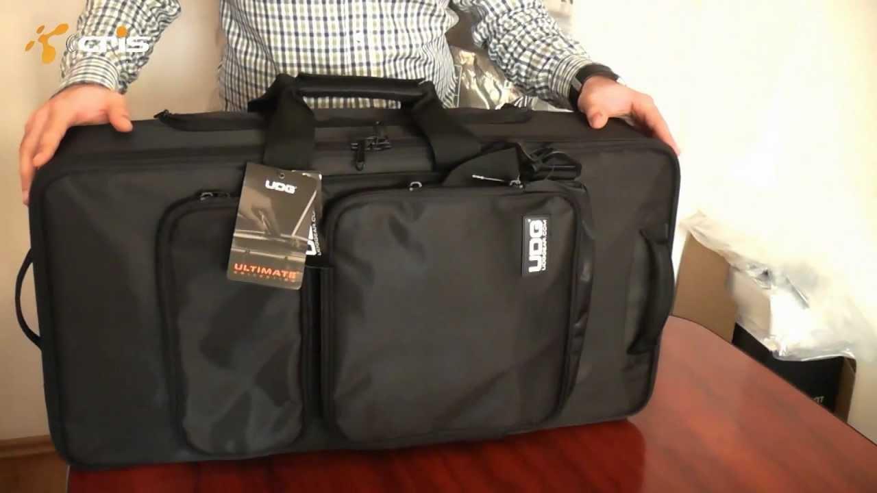 UDG DDJ-SX Midi Controller Bag LvXNa7tDO