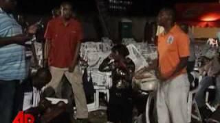 Suicide Vest Found After Ugandan Bombing
