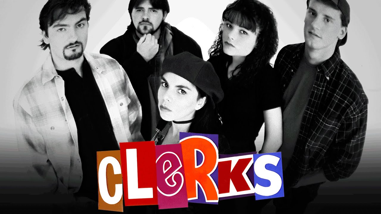 Clerks - Official Trailer (HD)