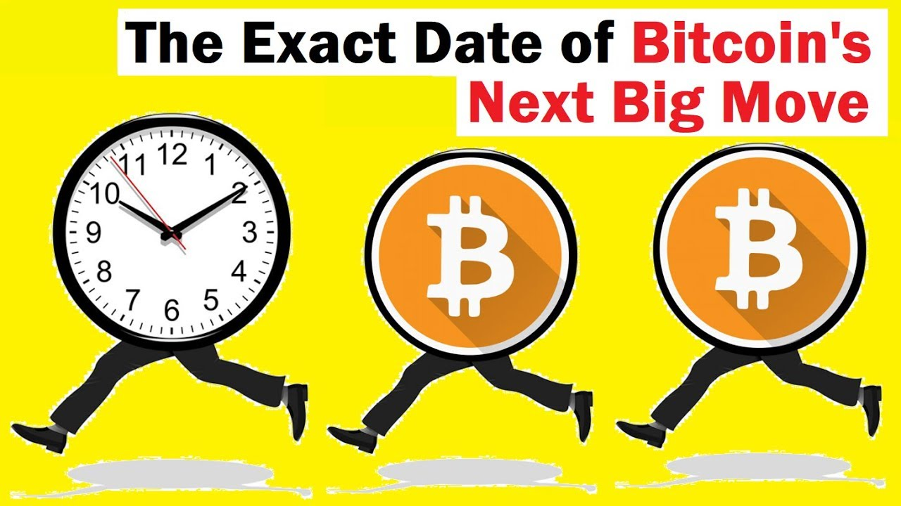 Bitcoin's Next Big Move Will Happen on This Date