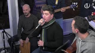 Luka Sešek & Proper s pesmijo Wake Me Up