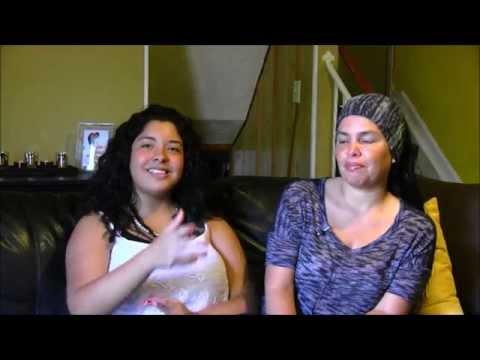 Nicole y Rosemarie