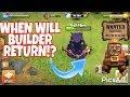 Clash of clans : Bye Bye Builder!
