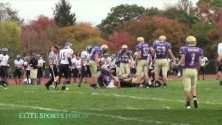 Islip vs Sayville: Section XI Playoffs — Long Island High School Football