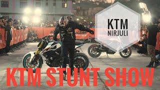 #KTM_stunt video... stunt show in Arunachal Pradesh