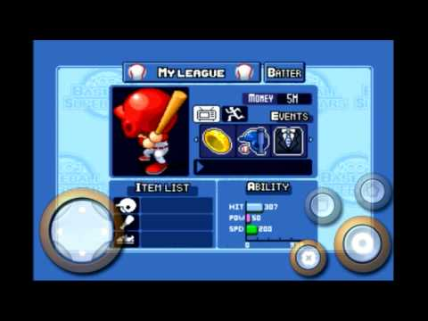 Baseball Superstars 2009 on iPhone by GAMEVIL USA - YouTube
