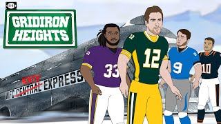 Aaron Rodgers, Packers in Control of Chaotic NFC North Playoff Train | Gridiron Heights S5E13