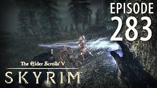 TES V: Skyrim Walkthrough in 60fps HD, Part 283: The Entrance to Kagrenzel (Let's Play PC)