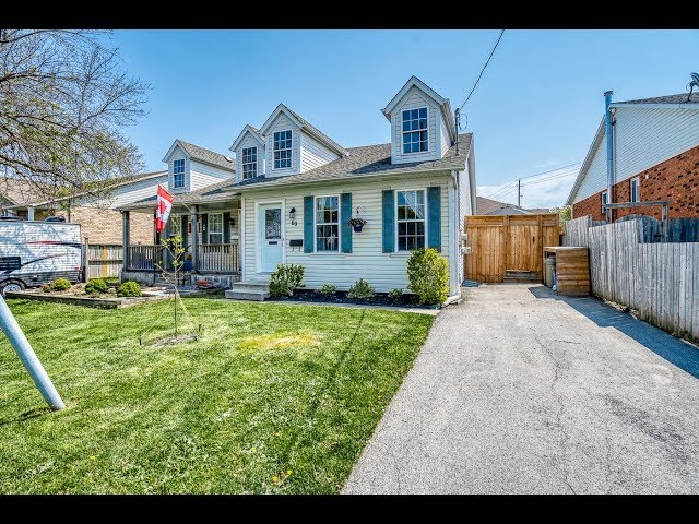 60 Ker St - St Catharines Open House tour