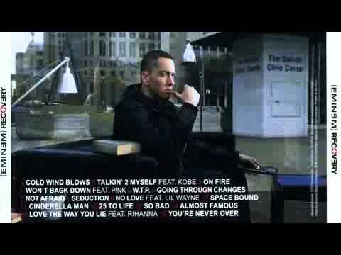 Eminem - W.T.P official music video
