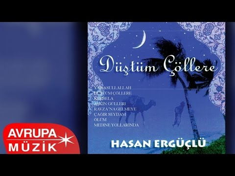 Hasan Ergüçlü - Düştüm Çöllere (Full Albüm)
