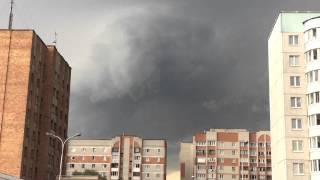 Ураган в Бресте 18.07.2015(, 2015-07-19T08:13:43.000Z)