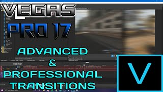 Add Transitions To Your Videos In Vegas Pro 16 (Make Montages Look Better!).