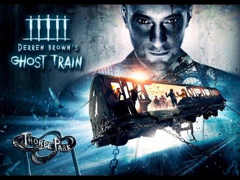 2016 Derren Brown's Ghost Train  at THORPE PARK Resort HD streaming vf