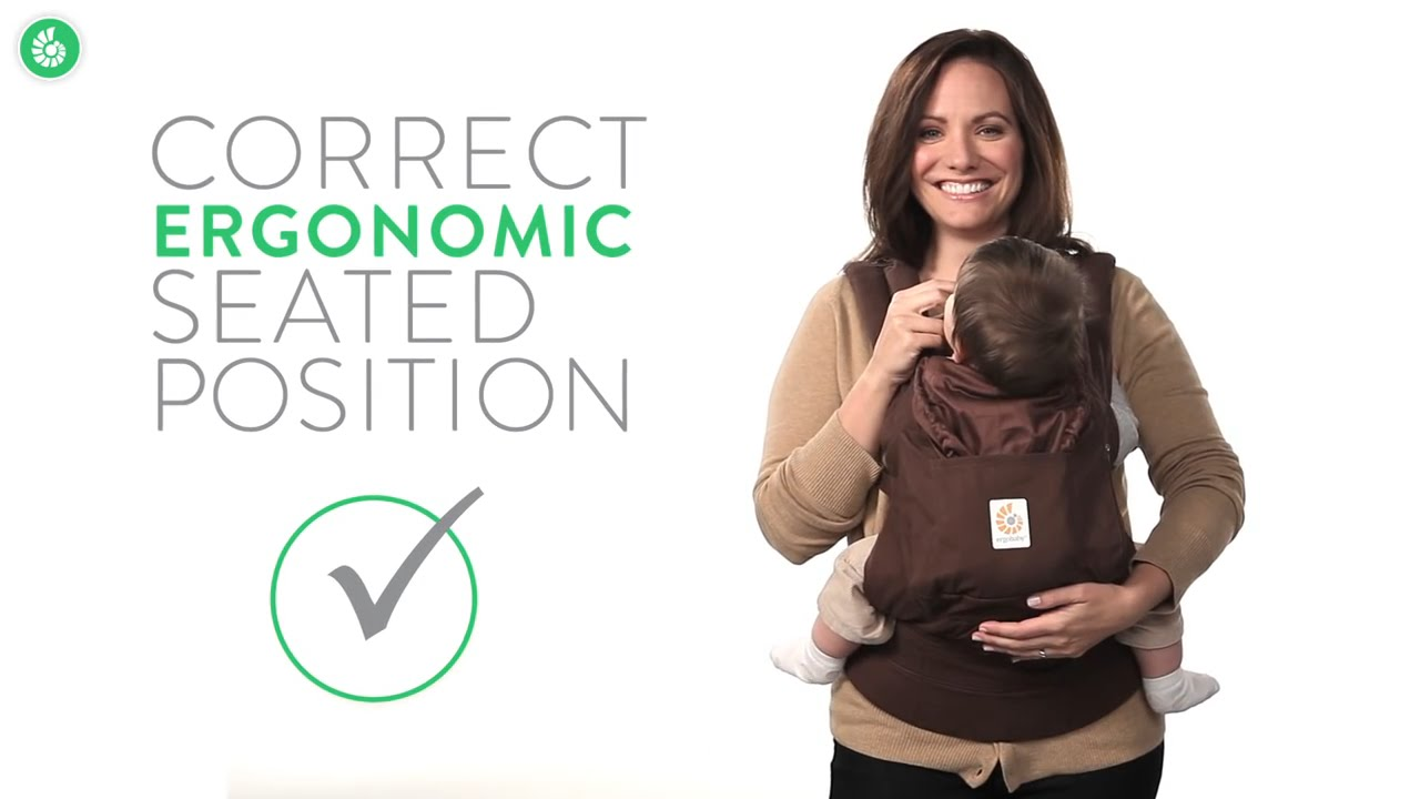 Organic Baby Carriers 2012 Ergobaby Youtube