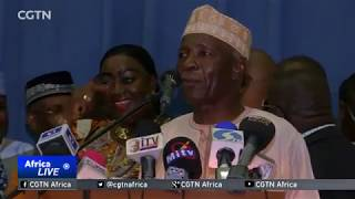 Nigerian opposition parties form alliance to challenge Buhari in 2019