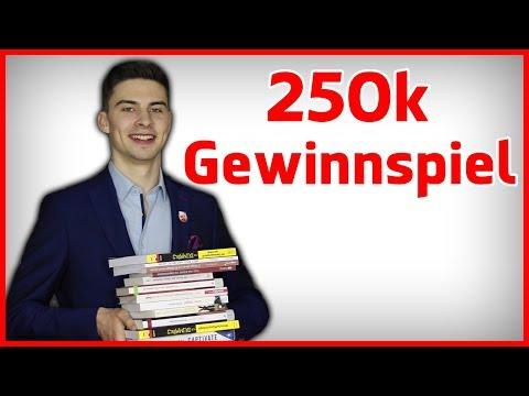 Ich verschenke meine Bücher! 250K Abospecial