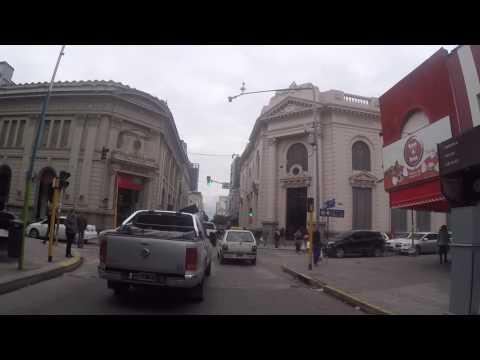 Argentine Tucuman Centre ville, Gopro / Argentina Tucuman City center