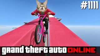 GTA 5 PC Online Po Polsku [#1111] SKILL Test BMX - Tylko PRO /z Bertbert