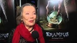 Krampus: Krista Stadler Red Carpet Movie Premiere Interview