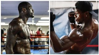 DEONTAY WILDER VS MARSELLOS WILDER FUTURE FIGHT? BOTH SAYS THEY WOULD LOVE TO FIGHT EACH OTHER!🤤