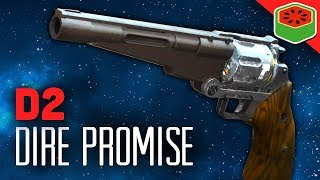 MOST UNDERRATED HAND CANNON - DIRE PROMISE | Destiny 2 Gameplay