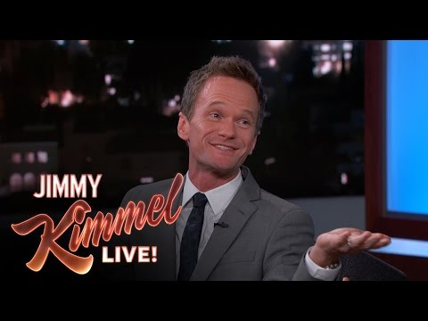 Neil Patrick Harris on Hosting Awards Shows