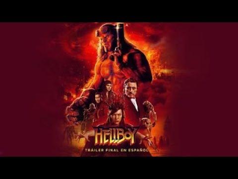 HELLBOY - Tráiler final español (VE) - Estreno 17 de mayo