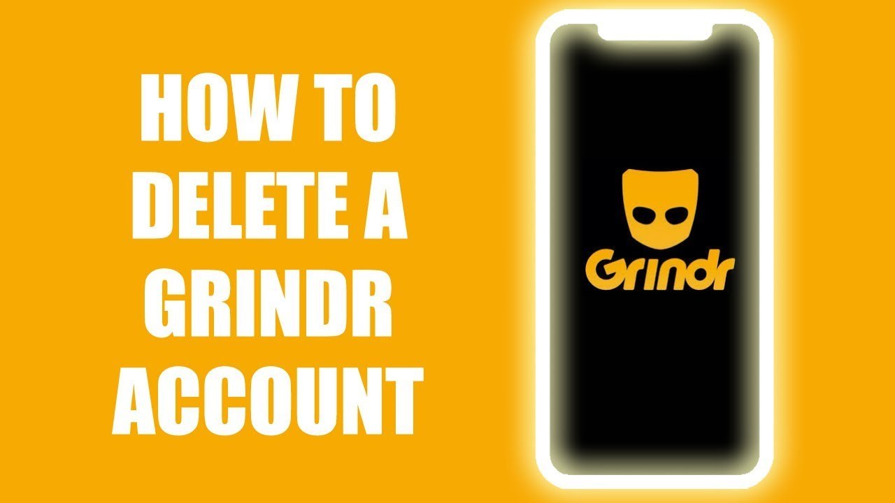 how to cancel my grindr account
