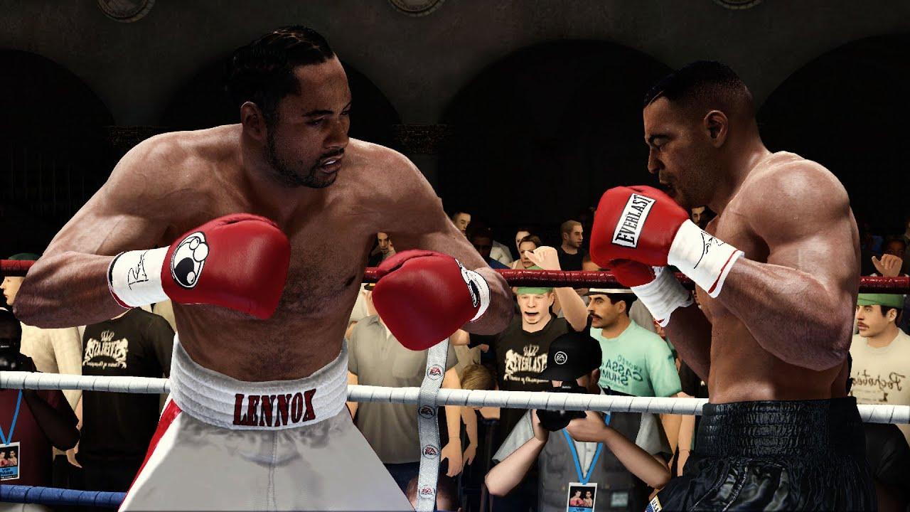 Mike Tyson vs. Lennox Lewis - Boxing Stars 🥊 Fight Night Champion