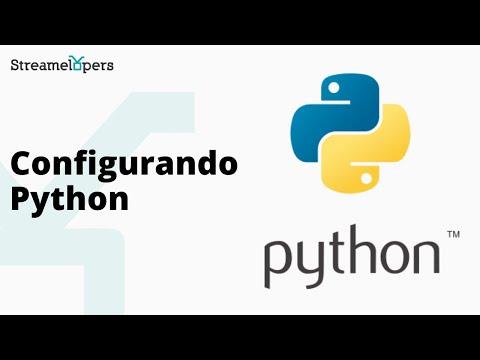 Camino a Django Girls Santo Domingo - Configurando Python