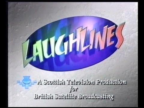 Nicholas Parsons  Laughlines  BSB 1990