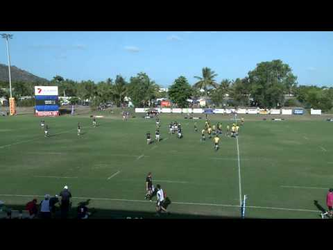 NRC14 Rd8: Queensland Country vs Sydney Stars - Second Half