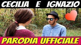 Cecilia Rodriguez e Ignazio Moser nell'armadio!!😨 GRANDE FRATELLO - PARODIA
