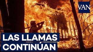 El incendio más mortífero de California sigue sumando muertos
