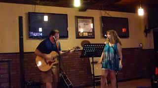 "Stardust (Acoustic Duo) - ""Promises In The Dark"",  Pat Benatar at Ziggy's Corner Pub on 09/05/18"
