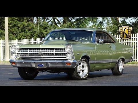 1967 Ford Fairlane Gateway Classic Cars Orlando #694