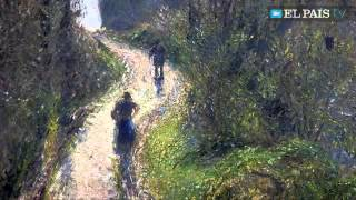 Pissarro, primera gran cita en España