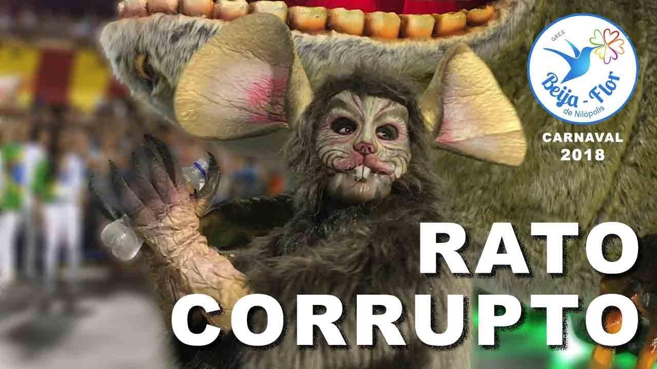 Download RATO CORRUPTO - BEIJA-FLOR 2018