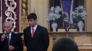 Novena en Honor al Apostol Santiago 2013 -Luis Barreto Alayo